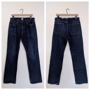 J. Crew Vintage Slim Straight Jeans / 32W 34L